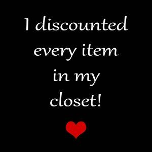 Other - Reduced every item!